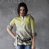 Одежда handmade. Livemaster - original item Felted tunic