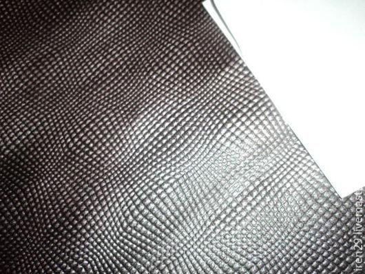 """Шитье ручной работы. Ярмарка Мастеров - ручная работа. Купить Натуральная кожа """"Пепельно-серебряный"""". Handmade. Кожа, серебряный"""