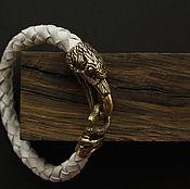 Украшения handmade. Livemaster - original item The white Raven. Handmade.