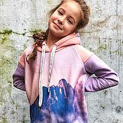 Одежда handmade. Livemaster - original item Children`s sweatshirt