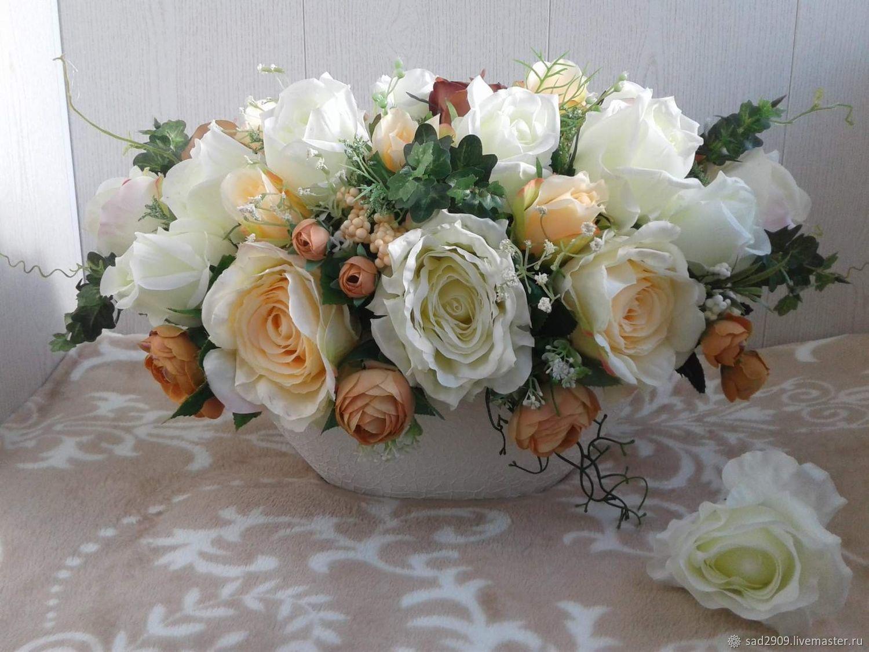 Decorative composition cream mousse, Composition, Noyabrsk,  Фото №1