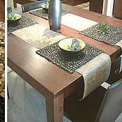 Для дома и интерьера handmade. Livemaster - original item stand-swipe from sea pebbles. Handmade.
