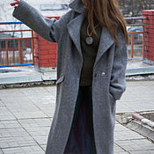 Одежда handmade. Livemaster - original item Winter coat