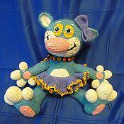 Куклы и игрушки ручной работы. Ярмарка Мастеров - ручная работа Кошка Барбаросса. Handmade.