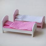 """KuklaMebelWood """"Кроватки для Кукол"""" - Ярмарка Мастеров - ручная работа, handmade"""