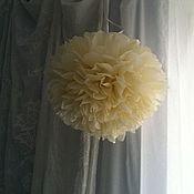 Для дома и интерьера ручной работы. Ярмарка Мастеров - ручная работа бумажные шары. Handmade.