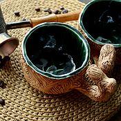 Посуда handmade. Livemaster - original item Cup for tea