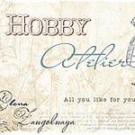 Hobby Atelier - Ярмарка Мастеров - ручная работа, handmade