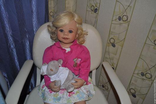 Коллекционные куклы ручной работы. Ярмарка Мастеров - ручная работа. Купить кукла виниловая. Handmade. Кукла виниловая