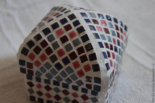 """Шкатулки ручной работы. Ярмарка Мастеров - ручная работа. Купить Шкатулка """"Маленькая мозаика"""". Handmade. Мозаика, мозаика"""