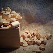 Куклы и игрушки ручной работы. Ярмарка Мастеров - ручная работа Бирюльки для малышей. Handmade.