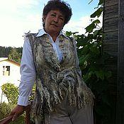 Одежда ручной работы. Ярмарка Мастеров - ручная работа Жилет Феерия. Handmade.