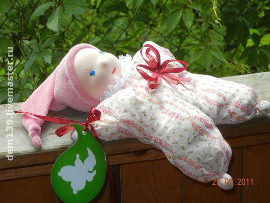 Waldorf Toy handmade. Livemaster - handmade. Buy Little Waldorf doll.Waldorf toy, sheep sliver, figure