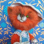 Stuffed Toys handmade. Livemaster - original item Year old girl. Handmade.