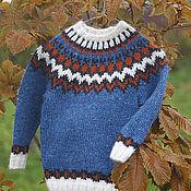 Одежда ручной работы. Ярмарка Мастеров - ручная работа Детский свитер. Handmade.