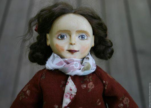 Коллекционные куклы ручной работы. Ярмарка Мастеров - ручная работа. Купить Коллекционная кукла из дерева Сулико. Handmade. Кукла из дерева