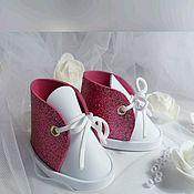 Одежда для кукол ручной работы. Ярмарка Мастеров - ручная работа Обувь для кукол из фоамирана.. Handmade.