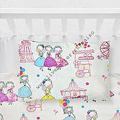 Для дома и интерьера ручной работы. Ярмарка Мастеров - ручная работа Детское постельное бельё. Handmade.