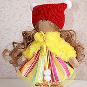 Куклы и игрушки ручной работы. Ярмарка Мастеров - ручная работа Куколка Сьюзи. Handmade.