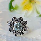 Украшения handmade. Livemaster - original item 17P diamond Ring