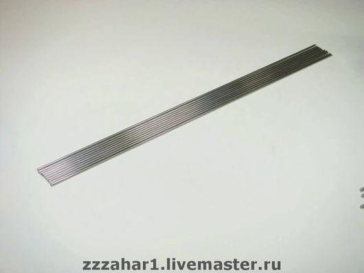 Other Handiwork handmade. Livemaster - handmade. Buy Mandrel d 1,2 mm, L 230 mm (10 PCs).