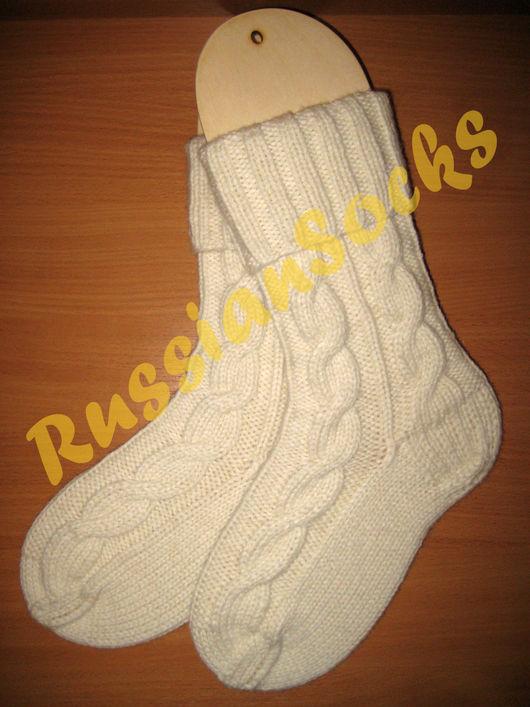 носки вязаные носки вязанные гольфы вязаные гольфы с косами носочки в подарок носки на 14 февраля подарок на день влюбленных носки на 23 февраля вязаные носки на 8 марта