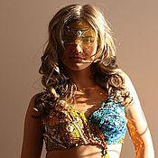 Одежда ручной работы. Ярмарка Мастеров - ручная работа Костюм для восточных танцев Шахерезада. Handmade.