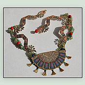 Украшения ручной работы. Ярмарка Мастеров - ручная работа Драконы майя. Handmade.