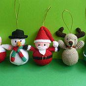 Подарки к праздникам ручной работы. Ярмарка Мастеров - ручная работа Новогодние сувениры. Handmade.