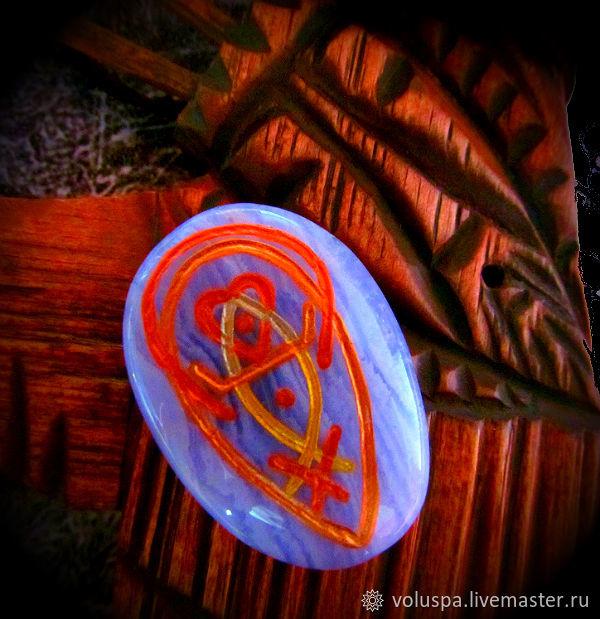 'Pregnancy',the stone-talisman with sigillae force,women's, Amulet, Sochi,  Фото №1