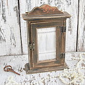 Для дома и интерьера ручной работы. Ярмарка Мастеров - ручная работа Маленькая ключница. Handmade.