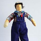 Куклы и игрушки ручной работы. Ярмарка Мастеров - ручная работа Автомеханик. Handmade.