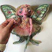 Куклы и игрушки ручной работы. Ярмарка Мастеров - ручная работа Emerald Butterfly. Handmade.