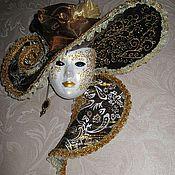 Для дома и интерьера ручной работы. Ярмарка Мастеров - ручная работа венецианская маска. Handmade.