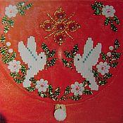 Подарки к праздникам ручной работы. Ярмарка Мастеров - ручная работа Сумочка для Дароносицы. Handmade.