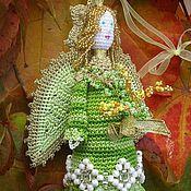 """Куклы и игрушки ручной работы. Ярмарка Мастеров - ручная работа Ангел """"Рождественский"""". Handmade."""