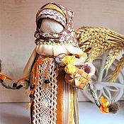 Куклы и игрушки handmade. Livemaster - original item Doll: Doll-Ward Medovina. Handmade.