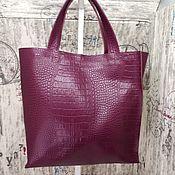 Сумки и аксессуары handmade. Livemaster - original item Shopper bag. bag package art 34. Handmade.