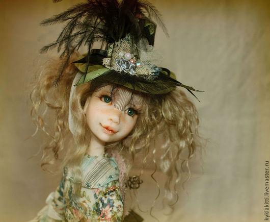 Коллекционные куклы ручной работы. Ярмарка Мастеров - ручная работа. Купить Ассоль. Handmade. Авторская кукла, текстиль