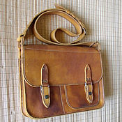 Сумки и аксессуары handmade. Livemaster - original item Sandy. Business bag.). Handmade.