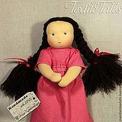 Куклы и игрушки ручной работы. Ярмарка Мастеров - ручная работа Вальдорфская кукла, Феечка 25см. Handmade.