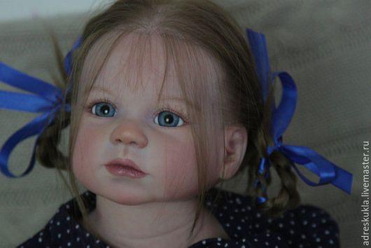 Куклы и игрушки ручной работы. Ярмарка Мастеров - ручная работа. Купить Молд Gabriela. Handmade. Кукла реборн, бежевый, реборн