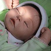 Куклы и игрушки ручной работы. Ярмарка Мастеров - ручная работа Кукла-reborn Ким (Katelyn by Lorna Ours). Handmade.