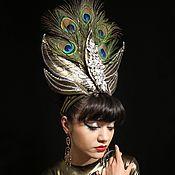 """Одежда ручной работы. Ярмарка Мастеров - ручная работа Комбинезон из бифлекса """"Золотая птица"""". Handmade."""