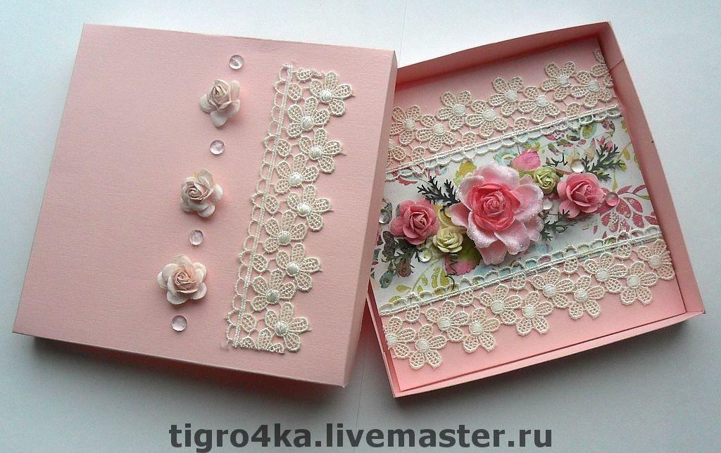 Делаем открытки с днем свадьбы своими руками 29