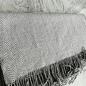 Аксессуары handmade. Livemaster - original item Scarves: Handmade woven scarf made of Italian cashmere yarn. Handmade.