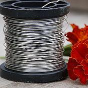 Материалы для творчества handmade. Livemaster - original item 0,5 mm nichrome Wire (round section). Handmade.