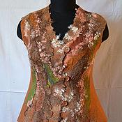 """Одежда ручной работы. Ярмарка Мастеров - ручная работа """"Техас"""" жилет. Handmade."""