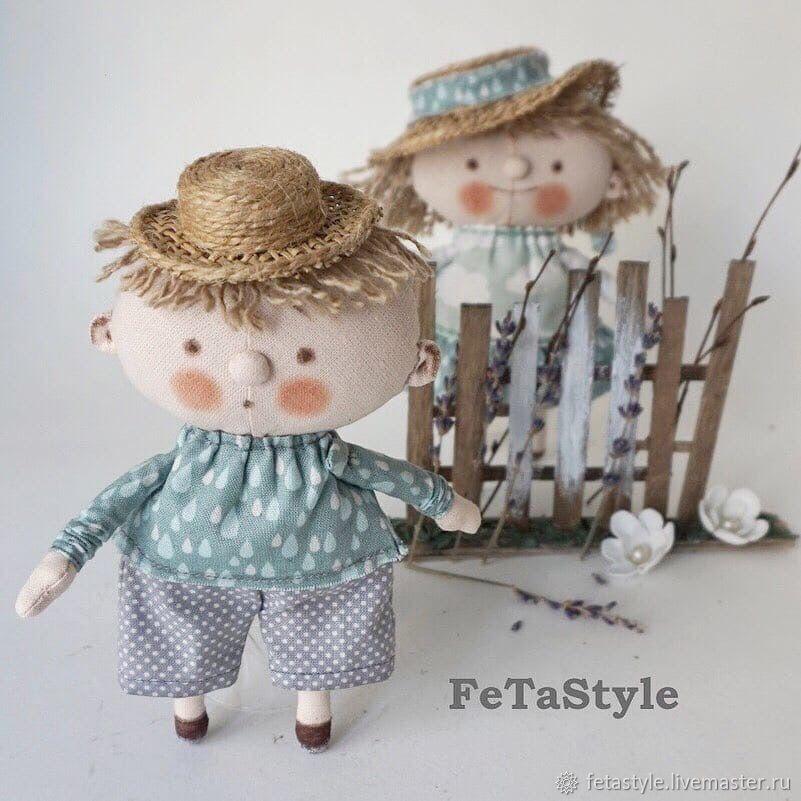 Provence Petite dolls, Stuffed Toys, Velikiy Novgorod,  Фото №1