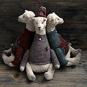 Куклы и игрушки ручной работы. Ярмарка Мастеров - ручная работа Коллекция Winter. Handmade.